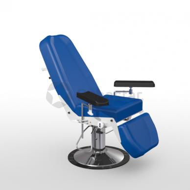Kraujo paėmimo kėdė PROMOTAL 3