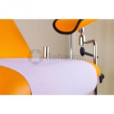 Paklojimo popierius masažui su folija 150 x 210 cm 2