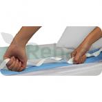 Absorbuojantis daugkartinio naudojimo paklotas su vartymo rankenėlėmis ABSO SLIDE 85x90 cm