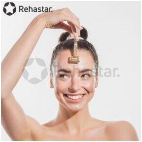 Adatinis volelis Derma Roller veidui: naudojimas ir privalumai
