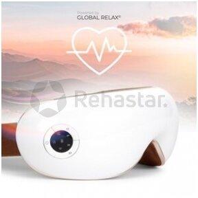 Akių masažuoklio nauda sveikatai