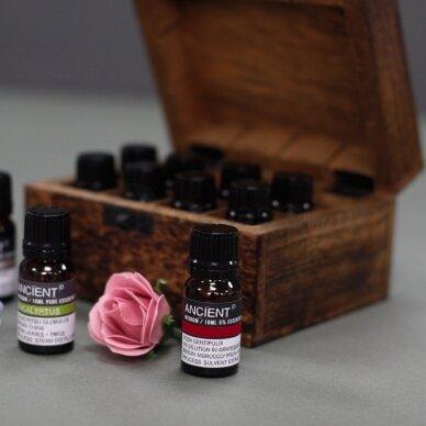 Aromaterapijos dėžutė su 6 geriausiais eteriniais aliejais 3