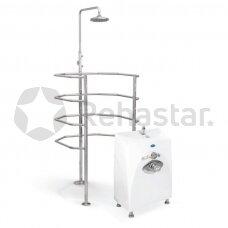 Cirkuliacinio dušo prietaisas Bryza