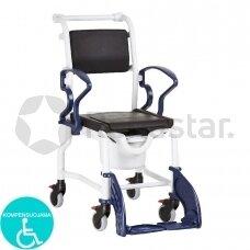 Dušo tualeto vežimėlis Bremen