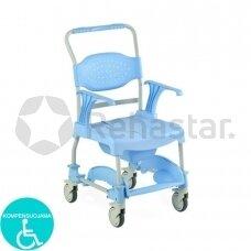 Dušo tualeto vežimėlis Moem
