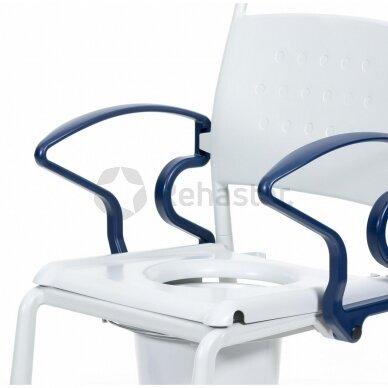 Dušo tualeto vežimėlis Bonn 4