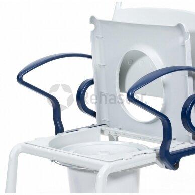 Dušo tualeto vežimėlis Bonn 5