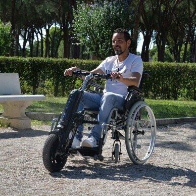 Elektrinis vežimėlio varytuvas TRAIN-OX 3