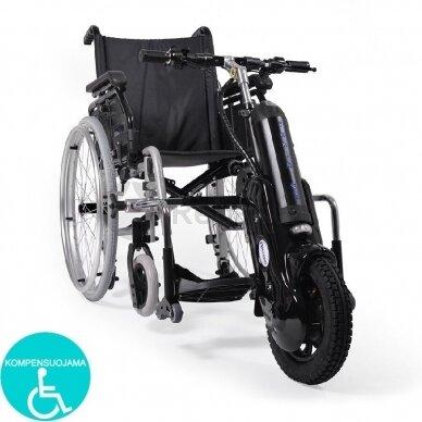 Elektrinis vežimėlio varytuvas TRAIN-OX