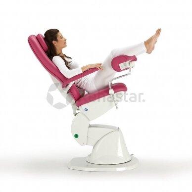 Afroditė ginekologinė kėdė 2