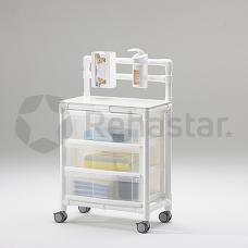 Higienos ir priežiūros vežimėlis HGW 100