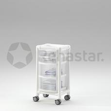 Higienos ir priežiūros vežimėlis KTW 100