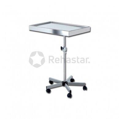 Instrumentinis reguliuojamo aukščio staliukas Mayo Simple