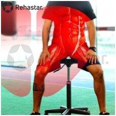 Kodėl verta rinktis ergonominę balno formos kėdutę SALLI?