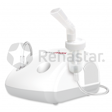 Kompresorinis inhaliatorius Rossmax NE100 (Šveicarija)