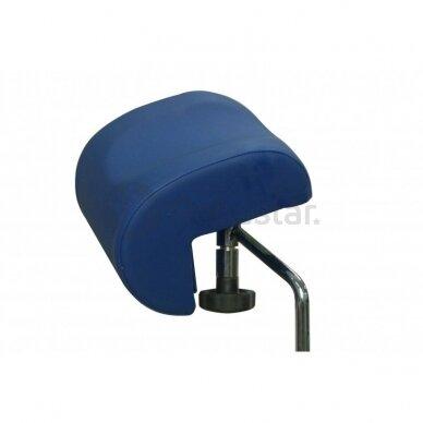 Kojų atrama PGR ginekologinėms kėdėms