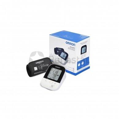 Kraujospūdžio matuoklis OMRON M4 INTELLI IT Bluetooth 3