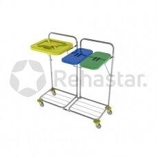 Logistikos vežimėlis VAKO 80K - 8011