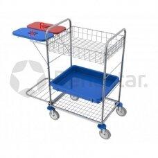 Logistikos vežimėlis NEMO130 - 5013