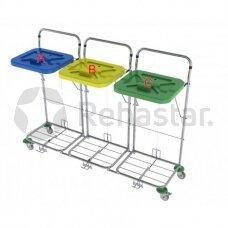 Logistikos vežimėlis VAKO120C/3 - 23048K3