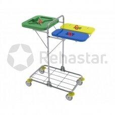 Logistikos vežimėlis VAKO120I - 12319