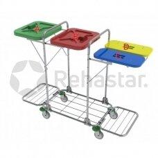 Logistikos vežimėlis VAKO120K - 1223319