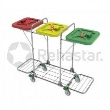 Logistikos vežimėlis VAKO120J - 122337