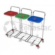 Logistikos vežimėlis VAKO80C/3 - 8006