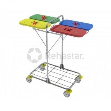Logistikos vežimėlis VAKO80H - 1233A