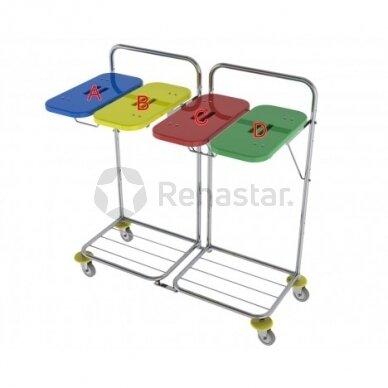 Logistikos vežimėlis  VAKO80G - 8010
