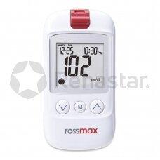Matuoklis gliukozės kraujyje Rossmax HS200