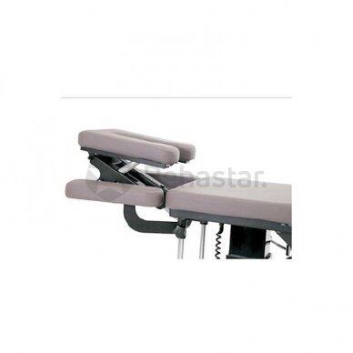 Manualinės terapijos ir chiropraktikos stalas su DROP mechanizmu CHIROSPACE 3