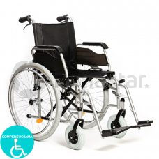 Neįgaliojo vežimėlis SOLID PLUS