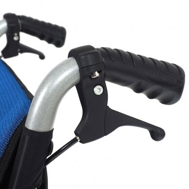 Elektrinis neįgaliojo vežimėlis AURA EL 5