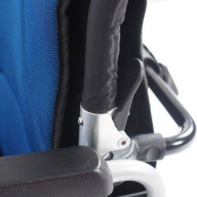 Elektrinis neįgaliojo vežimėlis AURA EL 7