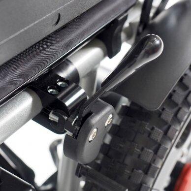 Elektrinis neįgaliojo vežimėlis AURA EL 9