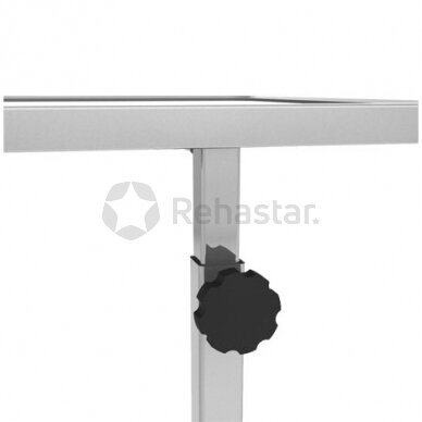 Nerūdijančio plieno staliukas instrumentams NEREZ 1101 3