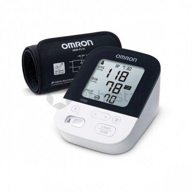 Kraujospūdžio matuoklis OMRON M4 INTELLI IT Bluetooth