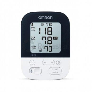 Kraujospūdžio matuoklis OMRON M4 INTELLI IT Bluetooth 2