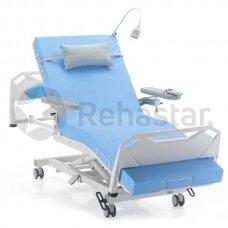 Procedūrinė kėdė - lova SILOVO A4