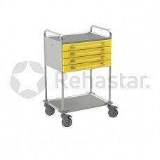 Procedūrinis vežimėlis NEREZ2731*