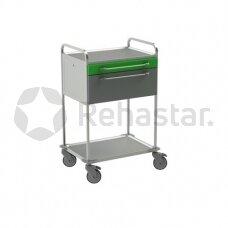 Procedūrinis vežimėlis NEREZ2733*