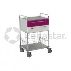 Procedūrinis vežimėlis NEREZ2734*