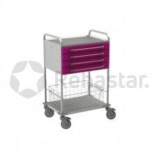 Procedūrinis vežimėlis NEREZ2735*