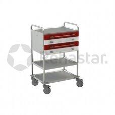 Procedūrinis vežimėlis NEREZ2739*