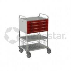 Procedūrinis vežimėlis NEREZ2743*