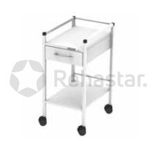 Procedūrinis vežimėlis su stalčiais aukštesnis