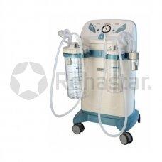 Profesionalus chirurginis atsiurbėjas ligoninėms New Hospivac 350 / 60 l/min