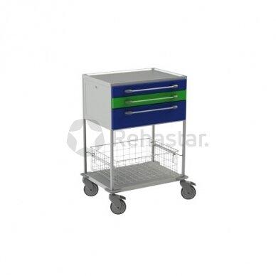 Procedūrinis vežimėlis NEREZ2836*