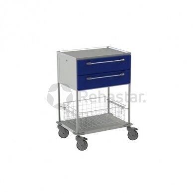 Procedūrinis vežimėlis NEREZ2834*